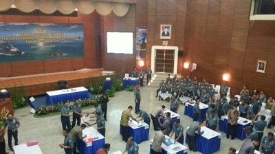 TNI AL, Teken Kontrak Pengadaan Alutsista, Barang dan Jasa Sebesar Rp 1,1 Triliun!   Fajar Timor