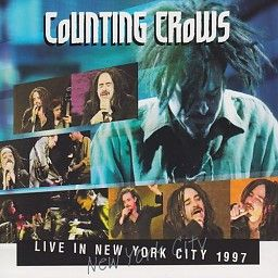 Counting Crows - Live In New York City 1997 (CD) #countingcrows