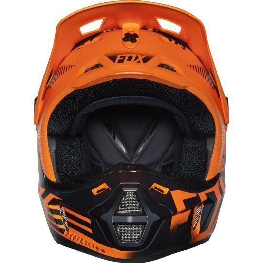 Fox V2 Union Helmet – Orange