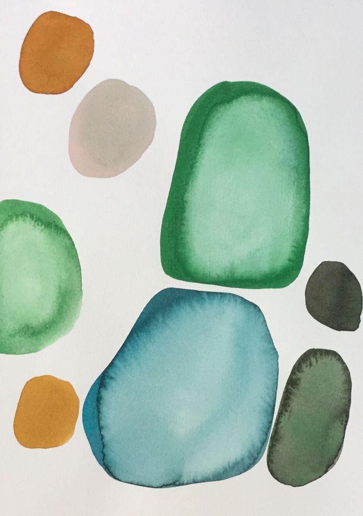 Stones via Hanne Charlotte Rosenmeier. Click on the image to see more!
