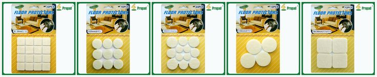 #felt pads/ adhesive pads/ floor protector/ furniture floor protection/