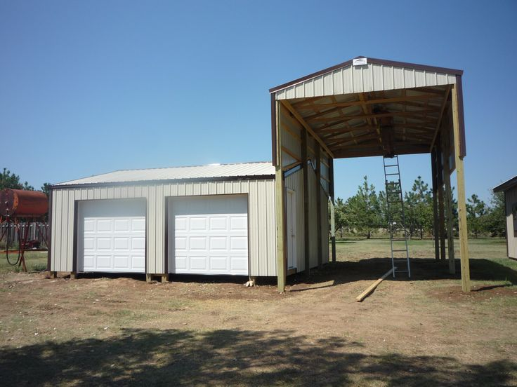Top 28 ideas about rv garage on pinterest rv covers rv for Rv pole barns