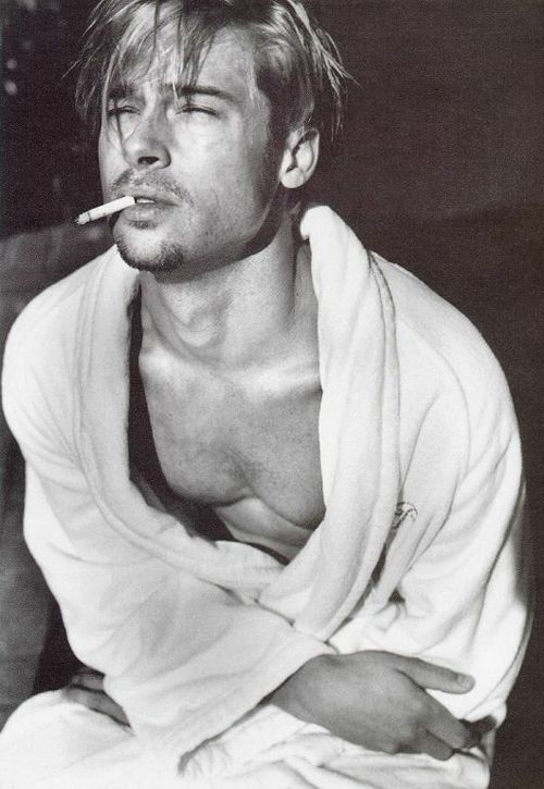 Brad Pitt. ° #celebrities
