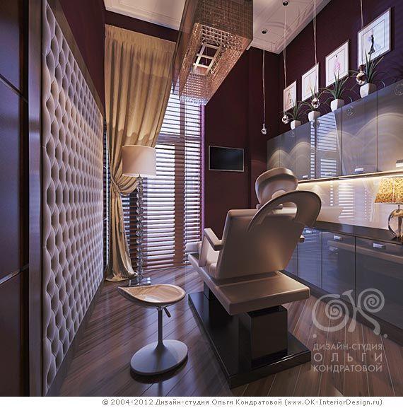 Дизайн салона красоты в стиле ар деко Salon Pinterest