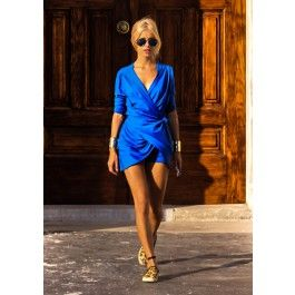 Blue Sexy Jumpsuit - Just Love it!