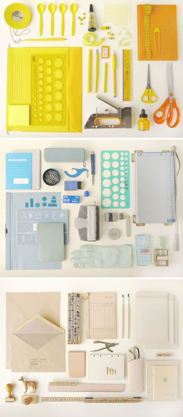 Color Blocking #2 by Swedish Design Agency Kontor Kontor