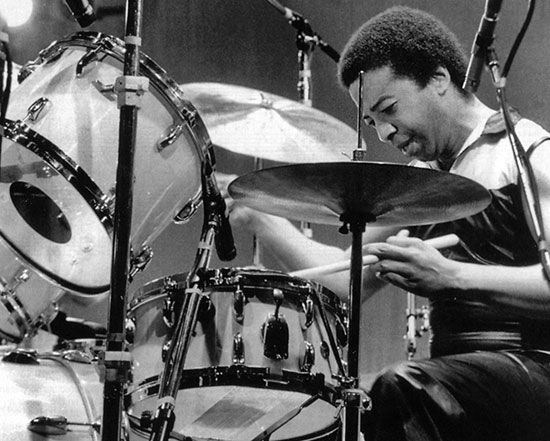 "Tony Williams was the ""baddest m*f* drummer ever"" (according to Miles Davis). Alas, he died far too young. For the best hard fusion, there was Believe It. For the best modern bop, the Blue Note lineup starting with Foreign Intrigue. And of course there was the classic quintet with Miles in the 60's."