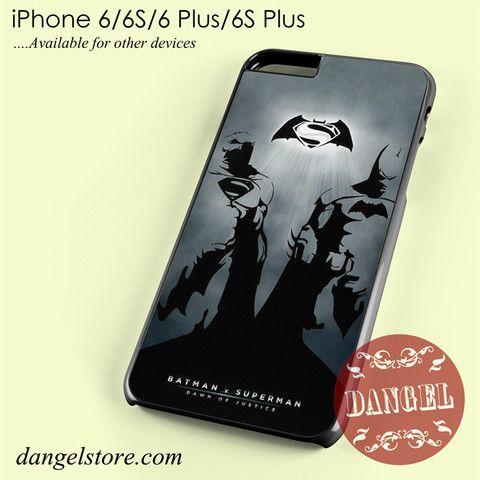 Batman V Superman Phone case for iPhone 6/6s/6 Plus/6S plus