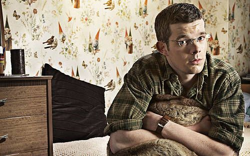 Russell Tovey as George Sands.