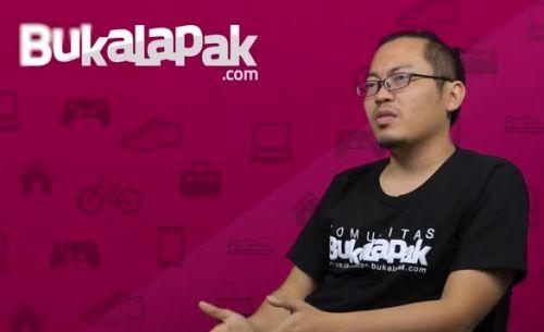 Profil dan Biografi Achmad Zaky Sosok Pendiri Bukalapak