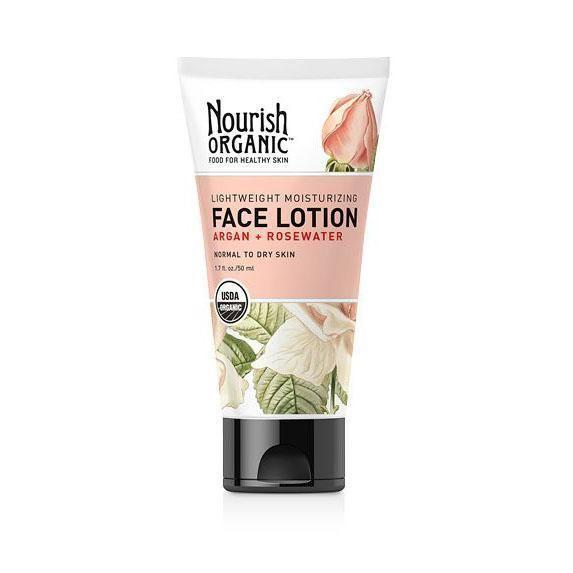 Light Moisturizing Face Lotion