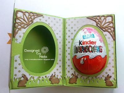 Stempeleinmaleins: Ü-Ei-Box - surprise egg box
