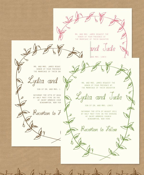 Best 25+ Free Wedding Invitations For Sister images on Pinterest