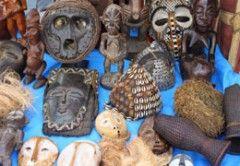 North Beach flea market! Sundays, 9am-4pm.