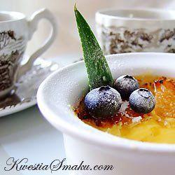 Crème brûlée | Kwestia Smaku