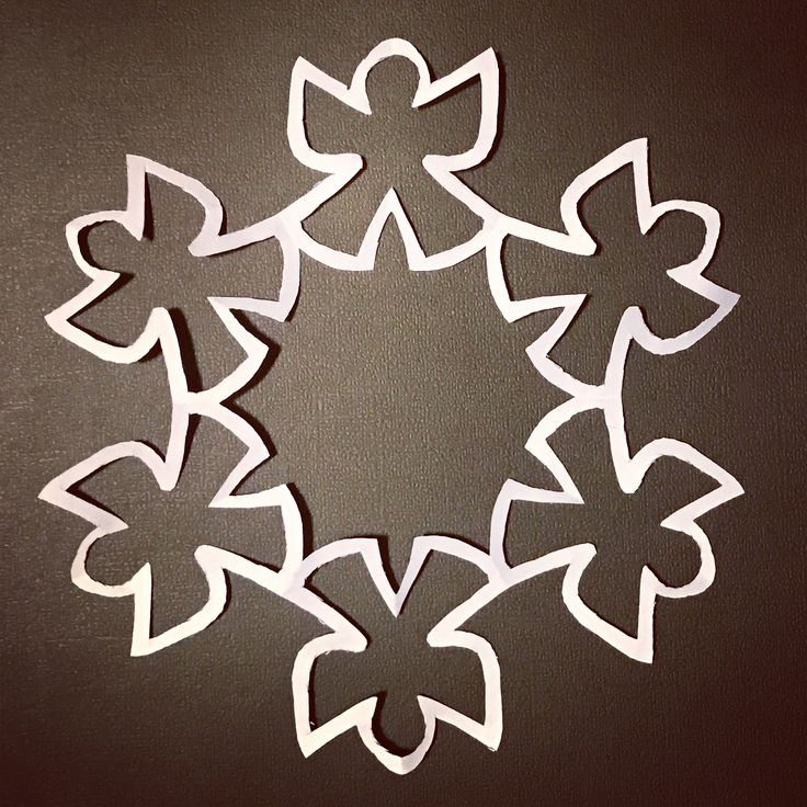 120 best Paper Snowflake Patterns images on Pinterest  Paper