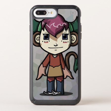 Druifus the Monster Speck Case - tap, personalize, buy right now!