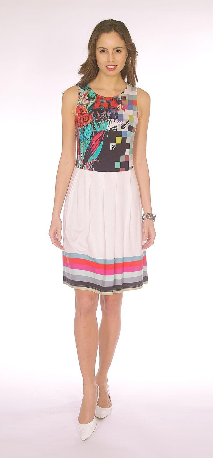 Floral Dress SL1316
