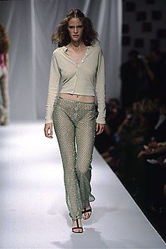 Elspeth Gibson Spring 2000 Ready-to-Wear Fashion Show Collection