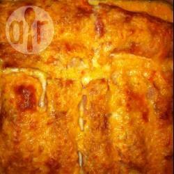 Foto da receita: Canelone invertido
