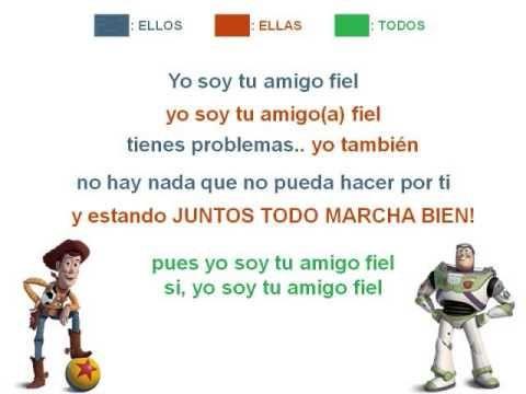 Yo Soy Tu Amigo Fiel - PreKinder A