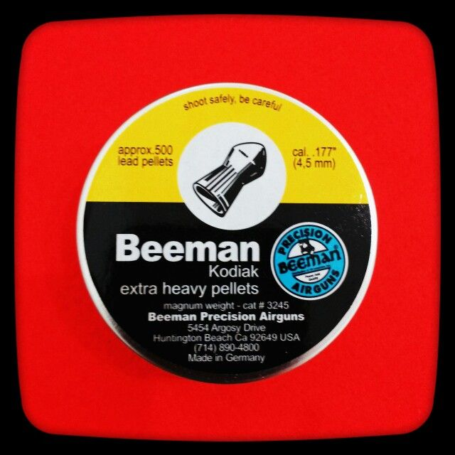 Beeman kodiak yellow