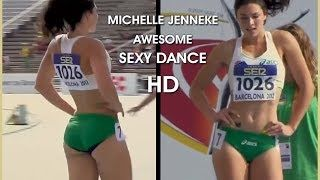Michelle Jenneke Awesome Dancing - YouTube