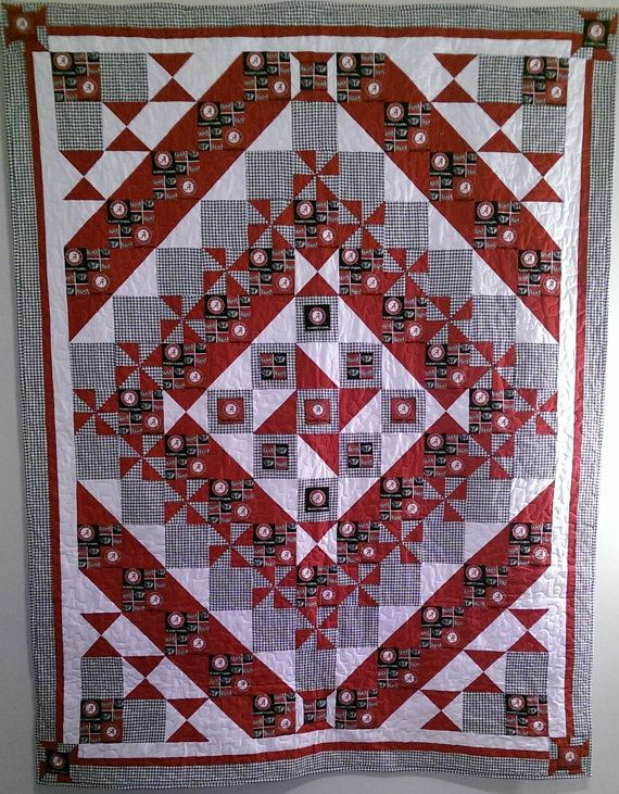1000 Ideas About Alabama Quilt On Pinterest Football