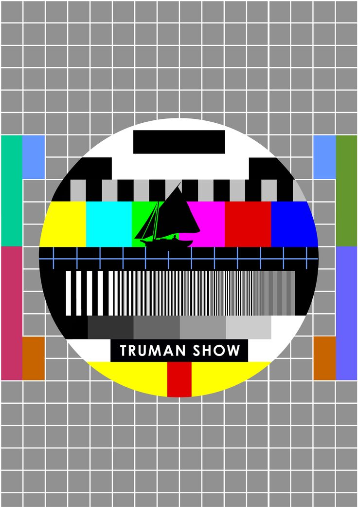 140 best images about the truman show on pinterest top for Minimal art literatur