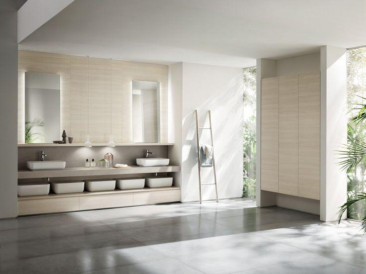 661 Best Badezimmer Gestaltungsideen Images On Pinterest   Badezimmer Klein  Modern