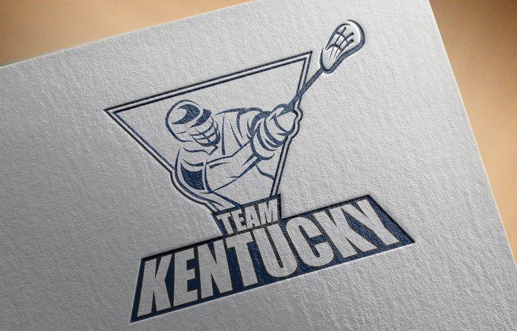 Team Kentucky Logo Design