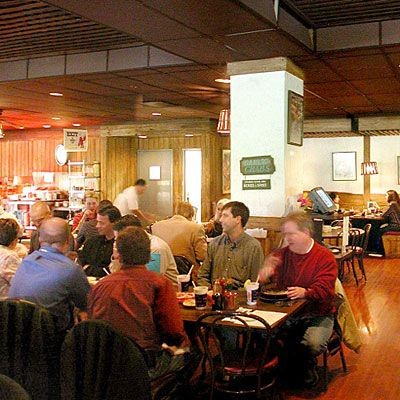 """Wheeling IL Bob Chinn's Crab House, Wheeling This roomy establishment in the Chicago suburbs offers """"jet fresh"""" seafood from around the world, including Australian lobster tail and large portions of crab. Plus, it's known for having the best service in town"""