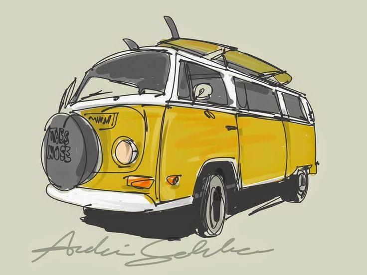 Loser Surfer: Surf Art - ANDONI GALDEANO