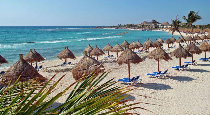 Grand Bahia Principe Coba Beach!