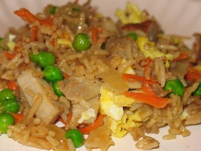 45. Freeze Ahead Fried Rice ~ Make-Ahead Meals