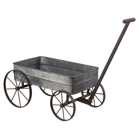 I pinned this Wagon Planter from the Pembroke Park event at Joss and Main!