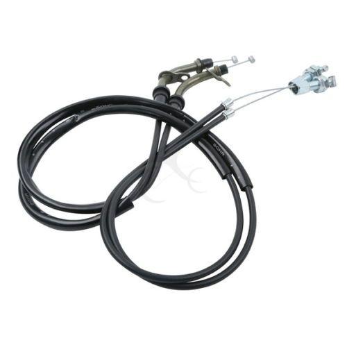 Throttle Cable Wire Line Gas For 2006-2009 Suzuki GSXR GSX
