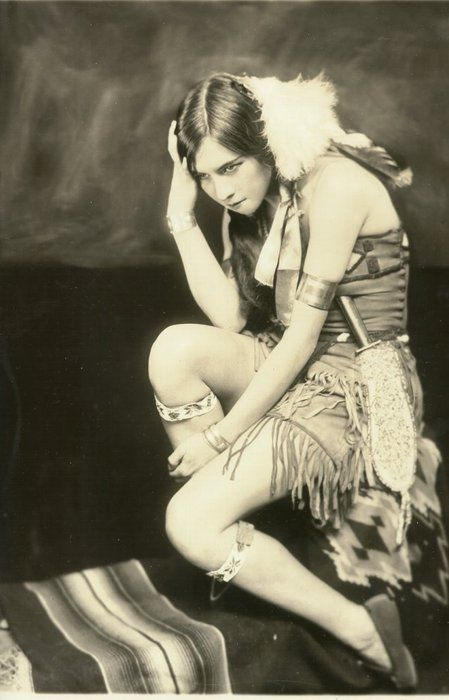 Princess White Deer   Performed in the 1927 Ziegfeld 9O'Clock Frolic. According to the theatre program, she also performed in the Ziegfeld Midnight Frolic of April 1921.  Born Esther Louise Georgette Deer of Chief James Deer and Georgette Osborne Deer (Iroquois Tribe, Mohawk - Akwesasne people of the St. Lawrence Seaway region)  in 1891. She is now called the first American Indian to gain fame as a dancer and vocalist.