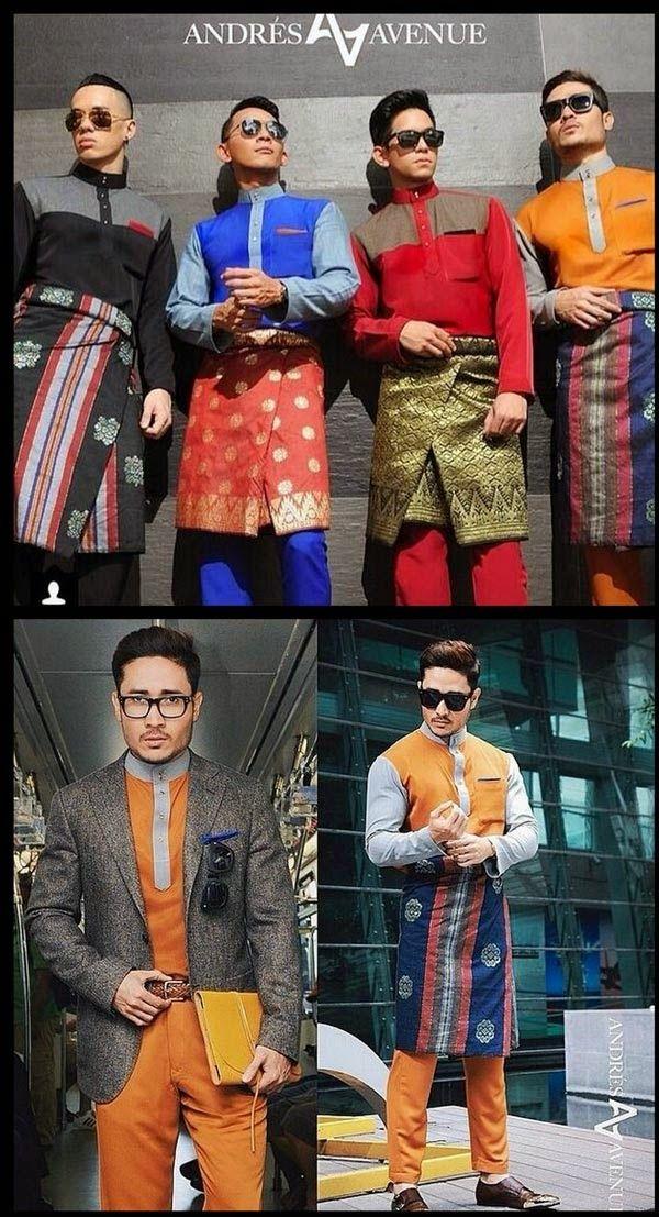 Blog Serius: Serius - Baju Melayu Moden Oleh Andres Avenue (12 Gambar)