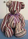 For Sale - Stuffed Plush antique looking classic Teddy Bear doll by Sugar Loaf cute toy