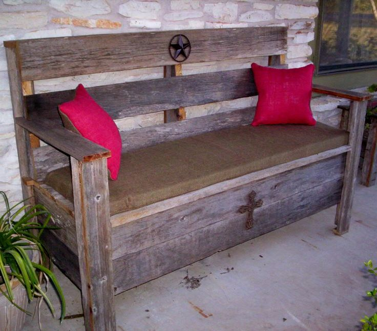Thumbnail of RB Authentic 5' Rustic Bench
