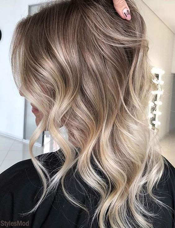 Adorable Shades For Balayage Hairstyles \u0026 Hair Colors For 2018,2019. Now  and Again