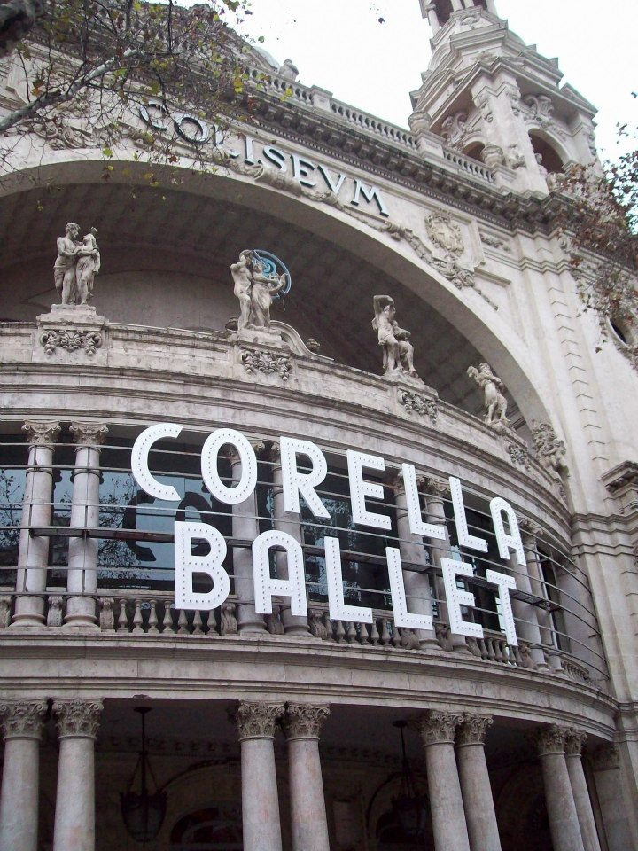 Coliseum theater-Barcelona