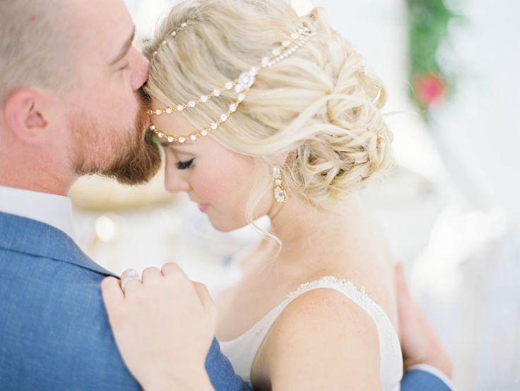 Destination wedding, Santorini, bride and groom,