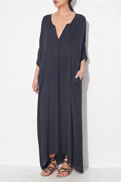 Black Maxi Dress – Heist