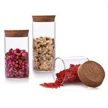 стеклянный материал и пищевых продуктов декоративные стеклянные банки и крышки/закаленное стекло банку