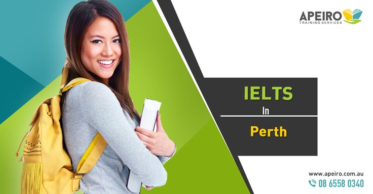 We, at Apeiro Training Services help you in scoring good marks for IELTS in Perth.