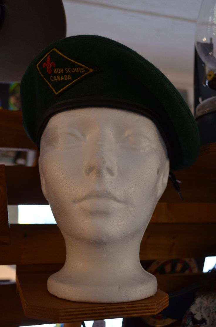 1970s' Boy Scouts of Canada Beret