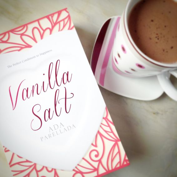 Vanilla Salt - the debut novel by top Catalan chef Ada Parellada