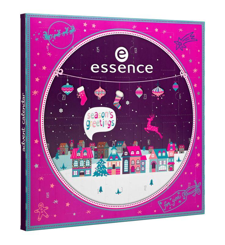 Essence advent calendar 2016